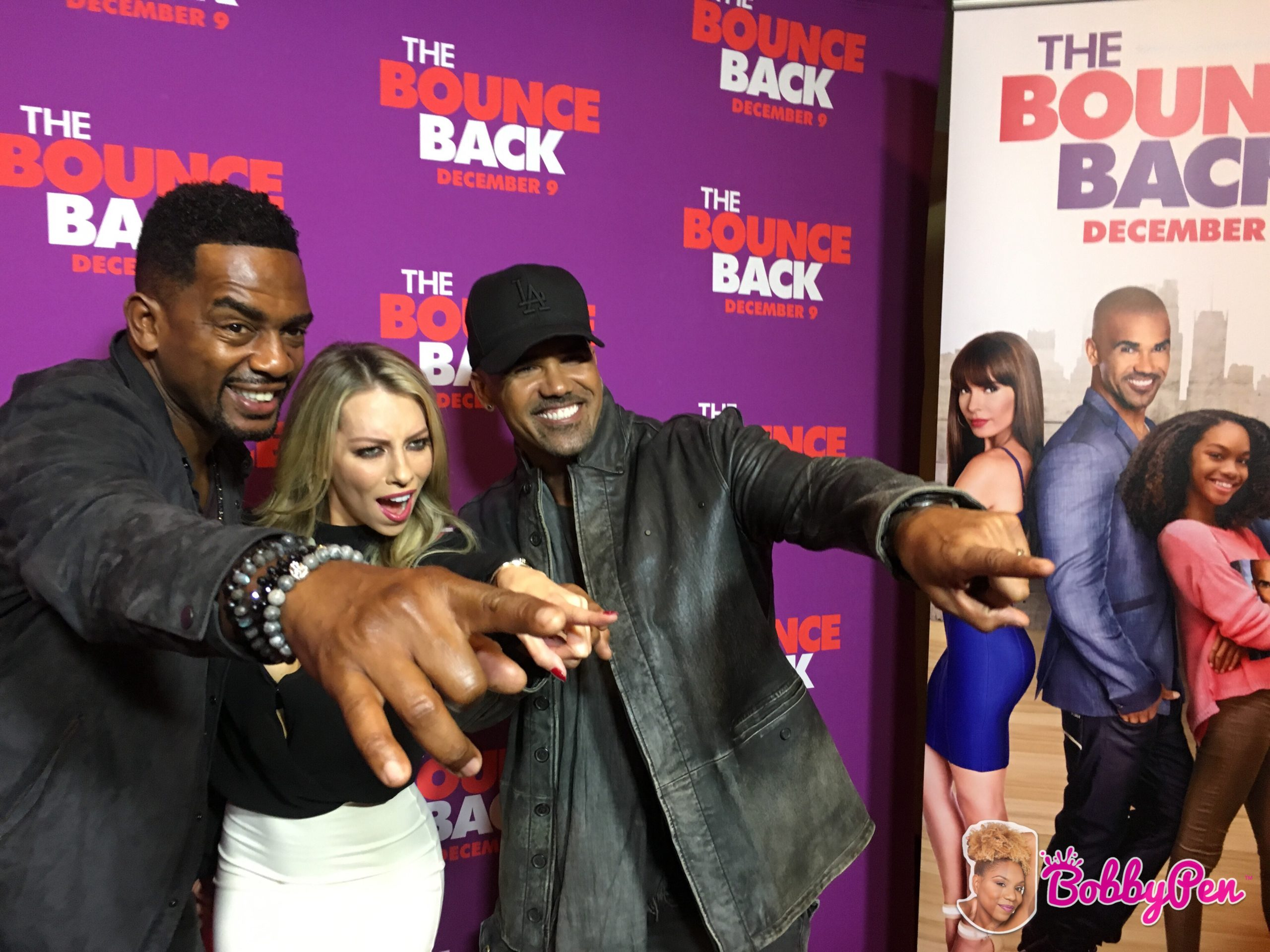 Shemar moore talks challenging hollywood new stories for people of shemar moore talks challenging hollywood new stories for people of color with the bounce back movie video thebobbypen kristyandbryce Image collections